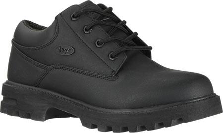Men's Lugz Empire LO SP Boot, Black Perma Hide, large, image 1