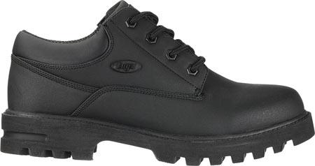 Men's Lugz Empire LO SP Boot, Black Perma Hide, large, image 2