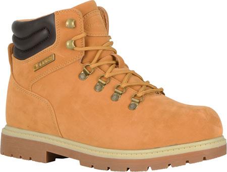 Men's Lugz Grotto Boot, Golden Wheat/Cream/Bark/Gum Thermabuck, large, image 1