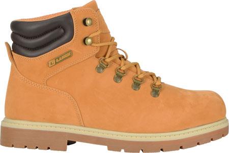 Men's Lugz Grotto Boot, Golden Wheat/Cream/Bark/Gum Thermabuck, large, image 2