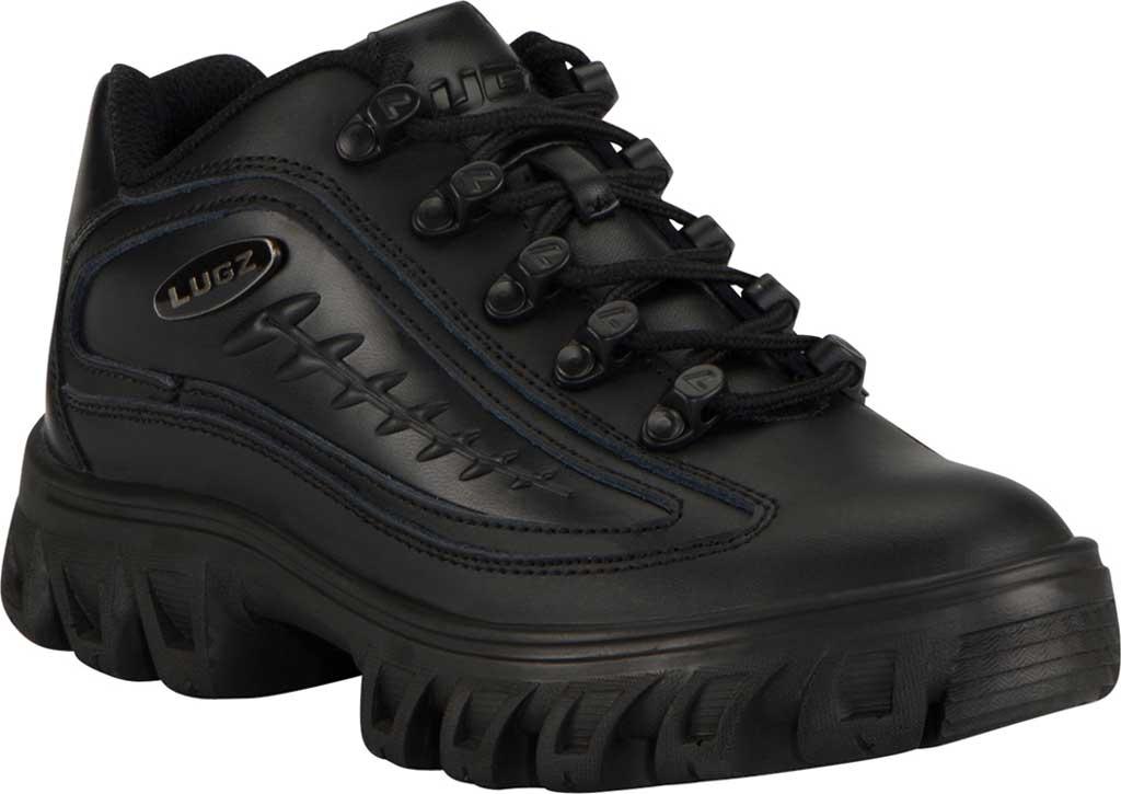 Women's Lugz Dot.Com 2.0 Sneaker, Black Leather, large, image 1