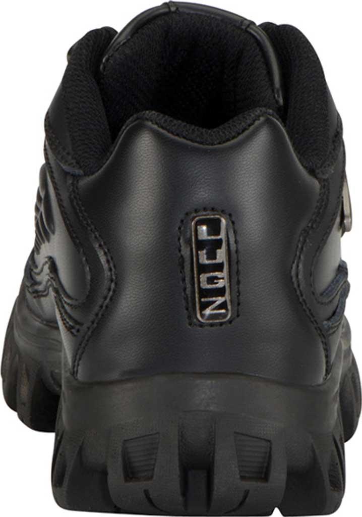 Women's Lugz Dot.Com 2.0 Sneaker, Black Leather, large, image 4