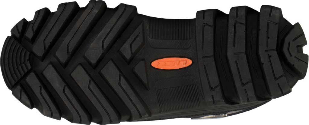 Women's Lugz Dot.Com 2.0 Sneaker, Black Leather, large, image 6