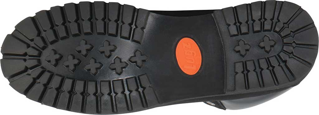 "Men's Lugz Convoy 6"" Boot, Black Synthetic Nubuck, large, image 6"