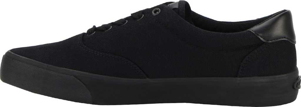 Men's Lugz Flip Oxford Sneaker, Black, large, image 3