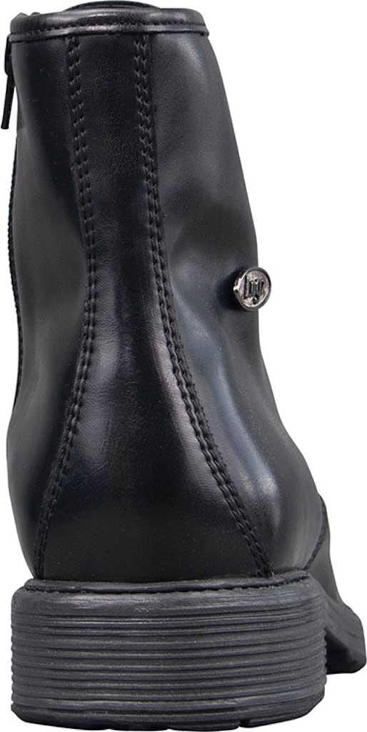 Men's Lugz Elmridge Ankle Boot, Black Perma Hide, large, image 4