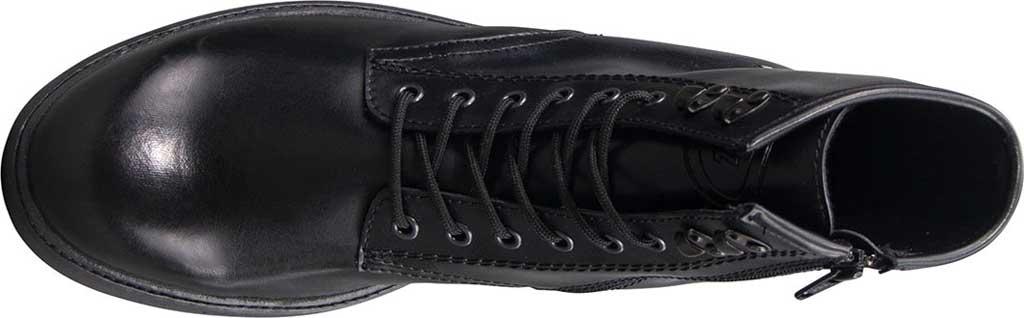 Men's Lugz Elmridge Ankle Boot, Black Perma Hide, large, image 5