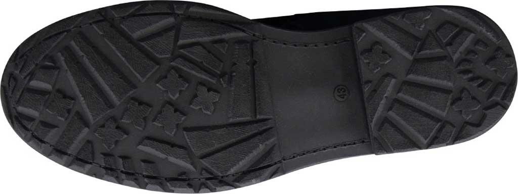 Men's Lugz Elmridge Ankle Boot, Black Perma Hide, large, image 6