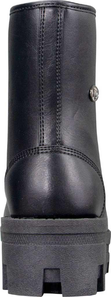 Women's Lugz Dutch Ankle Bootie, Black Perma Hide, large, image 4