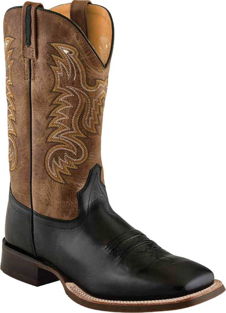 Men's Old West 9 Inch Broad Square Toe Boot, , large, image 1