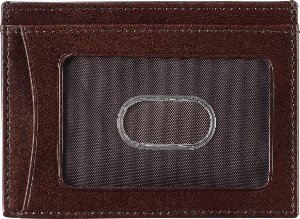 Men's Johnston & Murphy Weekender Case, Brown Leather, large, image 2
