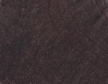 Men's Johnston & Murphy Wool Ribbed Slack Length, Charcoal, large, image 2