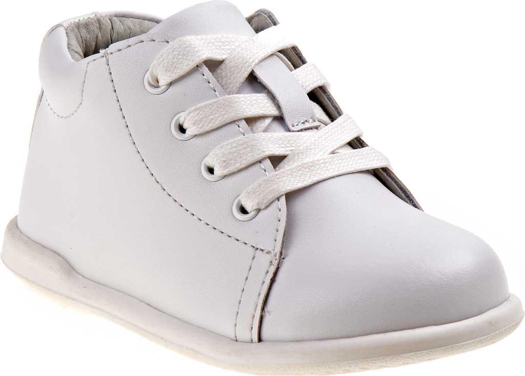 Infant Smart Step ST2143 Walking Shoe, White, large, image 1