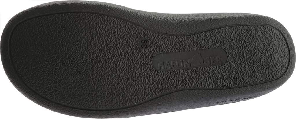 Haflinger AT Classic Hardsole Slipper, Black, large, image 6