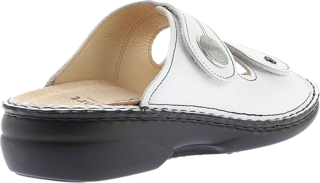 Women's Finn Comfort Sansibar Soft, White Nappa, large, image 4