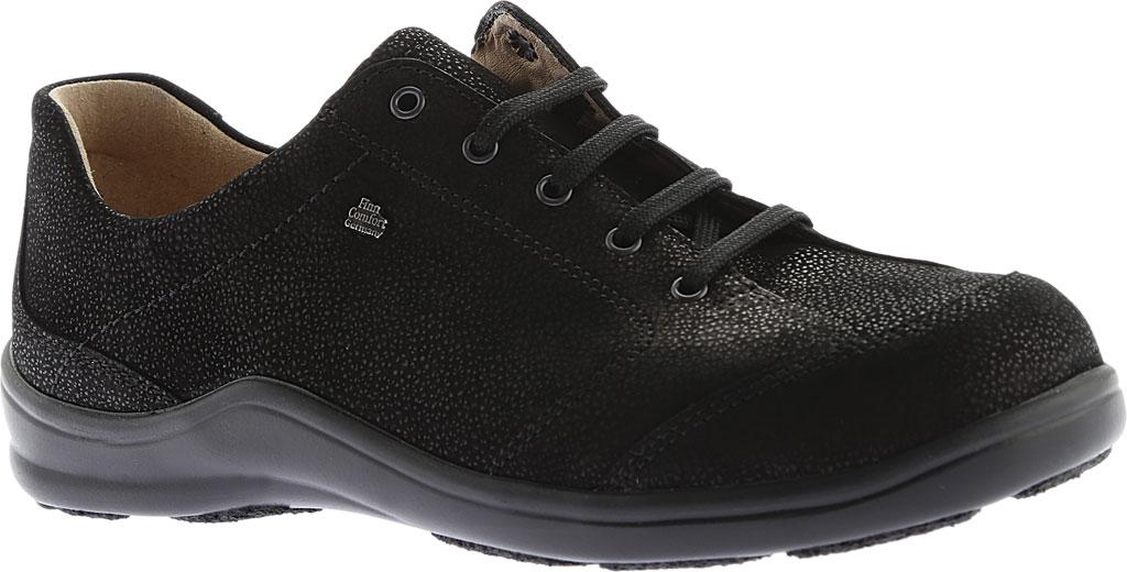 Women's Finn Comfort Cusco Soft, Black Okapi Soft Leather, large, image 1