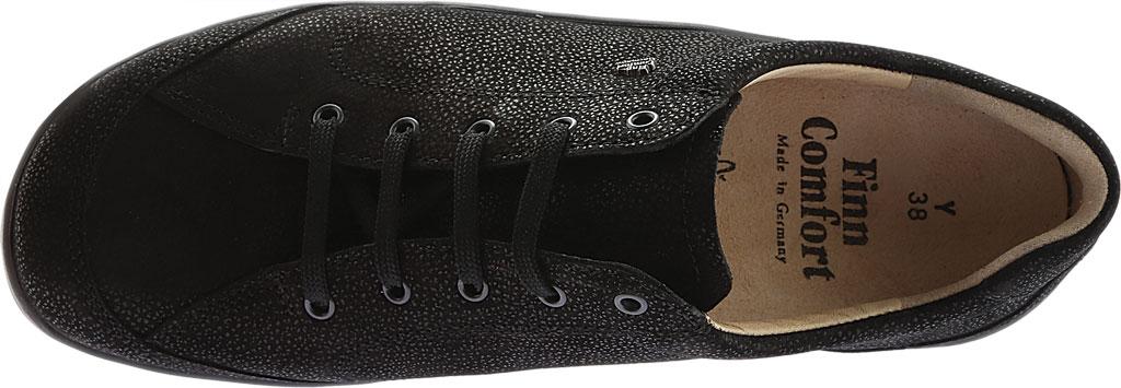 Women's Finn Comfort Cusco Soft, Black Okapi Soft Leather, large, image 5