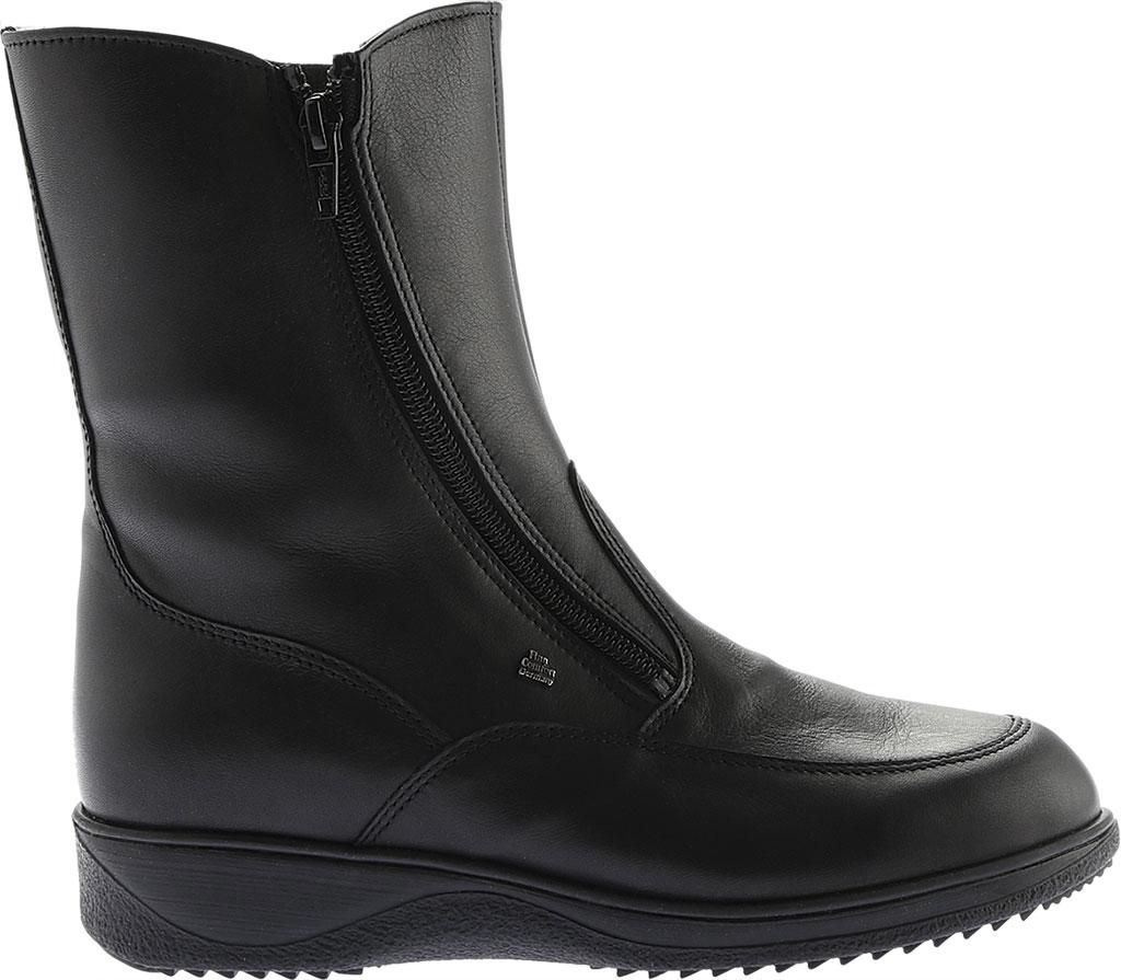 Women's Finn Comfort Minsk Winter Boot, Black Nappa Seda, large, image 2