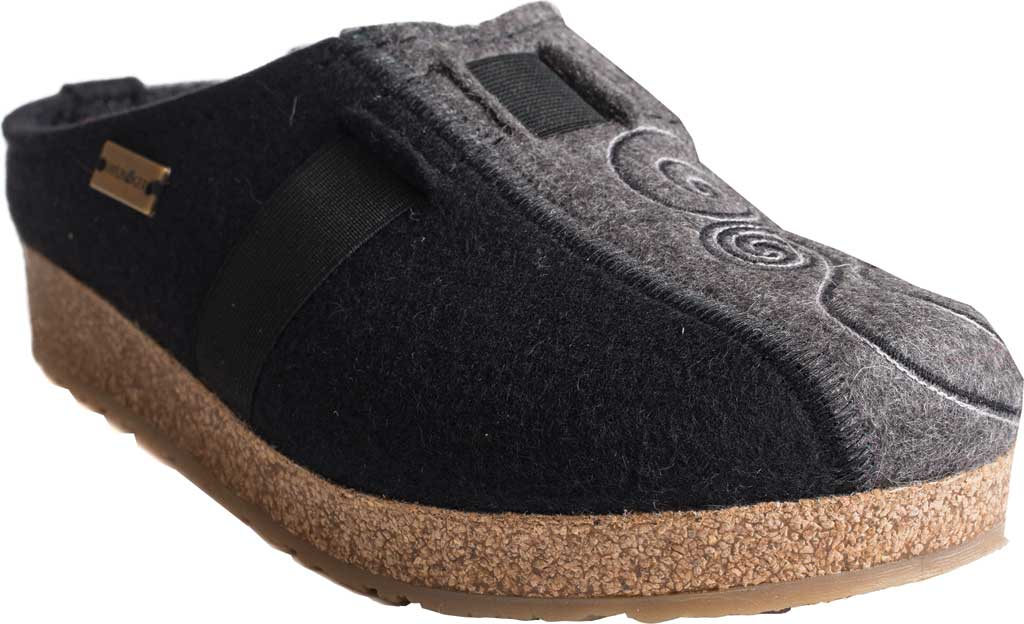 Haflinger Magic, Black/Grey Wool, large, image 1