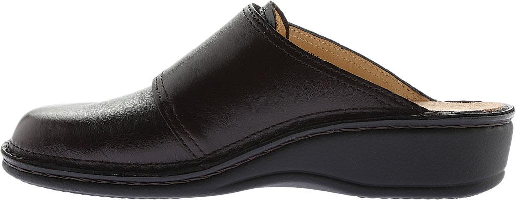 Women's Finn Comfort Aussee Soft, Black Nappa, large, image 3