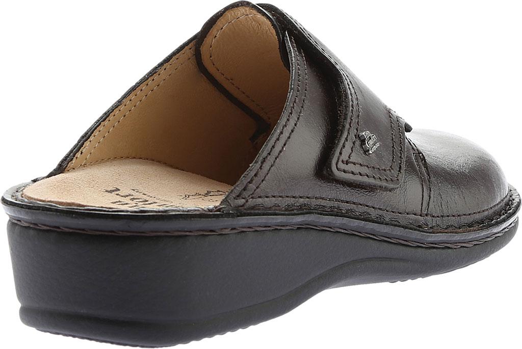 Women's Finn Comfort Aussee Soft, Black Nappa, large, image 4