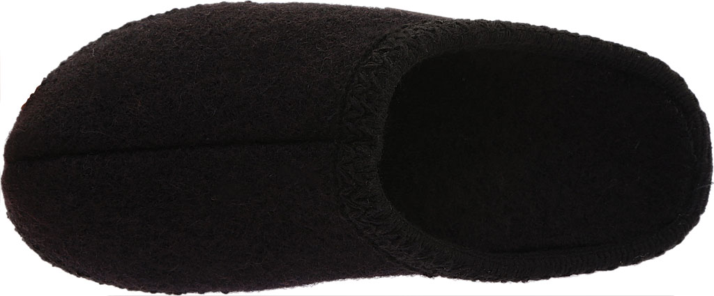 Haflinger AS Classic Slipper, Black, large, image 5