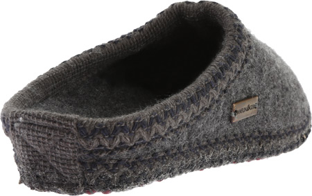 Haflinger AS Classic Slipper, Grey, large, image 4