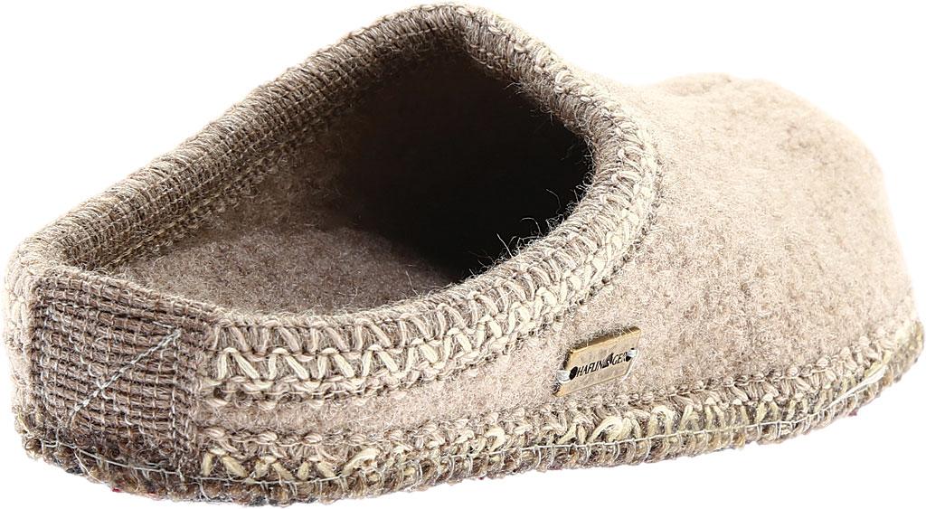 Haflinger AS Classic Slipper, Natural, large, image 4