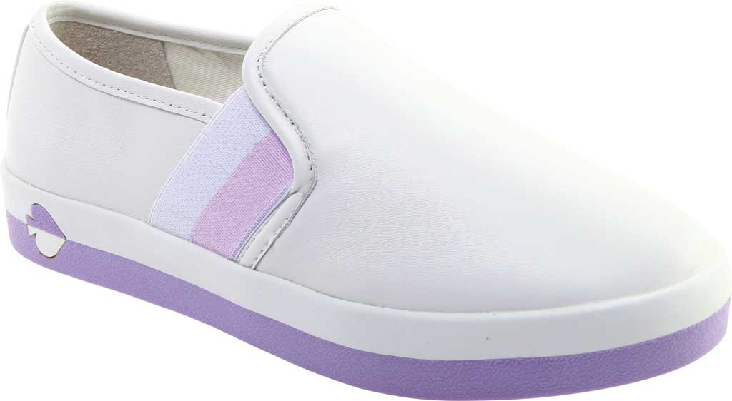Women's Kate Spade Sandy Slip On Sneaker, Frozen Lilac Nappa Leather, large, image 1