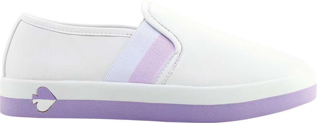 Women's Kate Spade Sandy Slip On Sneaker, Frozen Lilac Nappa Leather, large, image 2