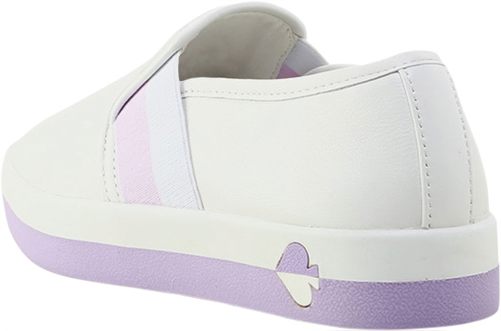 Women's Kate Spade Sandy Slip On Sneaker, Frozen Lilac Nappa Leather, large, image 4
