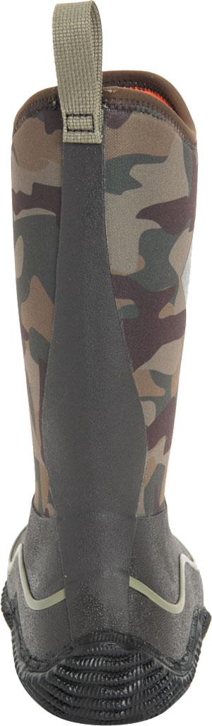 Children's Muck Boots Hale Camouflage Waterproof Boot, Camo, large, image 4