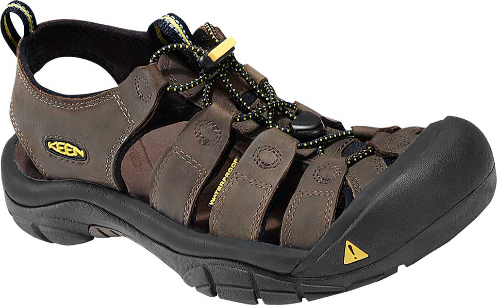 Men's Keen Newport, Bison, large, image 1