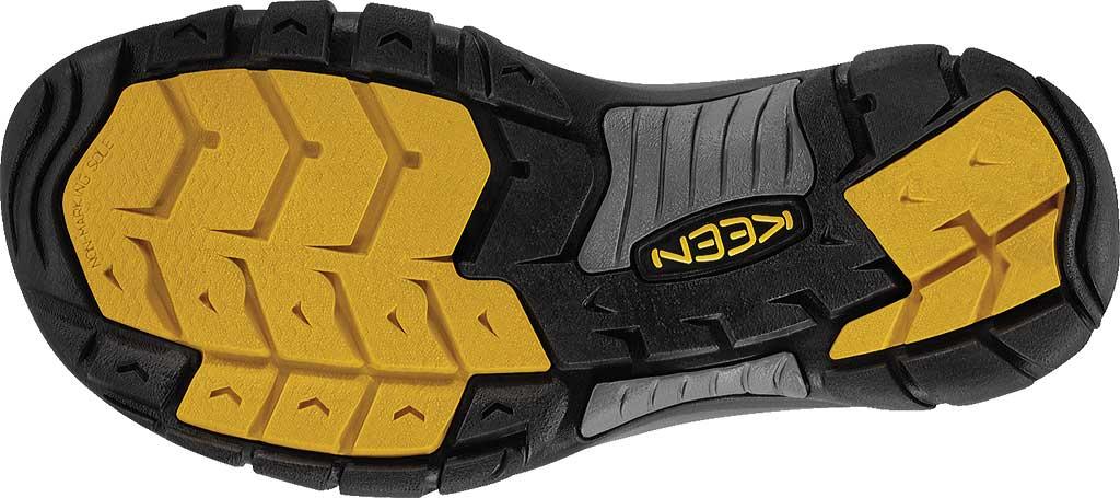 Men's KEEN Newport H2 Sandal, Black, large, image 7