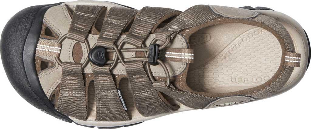 Men's KEEN Newport H2 Sandal, Brindle/Canteen, large, image 3