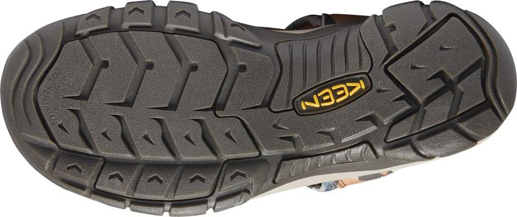 Men's KEEN Newport H2 Sandal, Brown Sugar/Multi, large, image 4