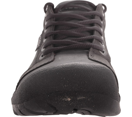 Men's KEEN Austin Shoe, Black, large, image 4