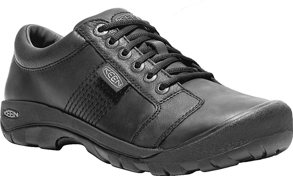 Men's KEEN Austin Shoe, Chocolate Brown, large, image 1