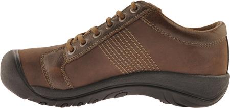 Men's KEEN Austin Shoe, Chocolate Brown, large, image 3