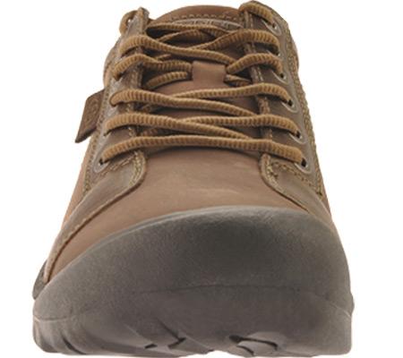 Men's KEEN Austin Shoe, Chocolate Brown, large, image 4