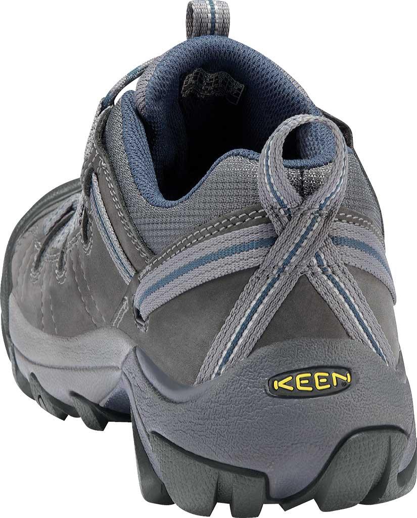 Men's KEEN Targhee II Waterproof, Gargoyle/Midnight Navy, large, image 4