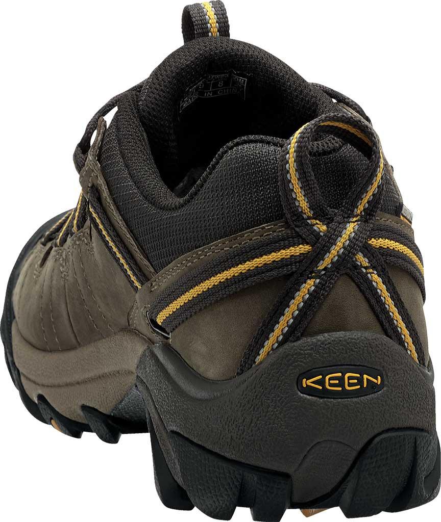 Men's KEEN Targhee II Waterproof, Raven/Tawny Olive, large, image 4