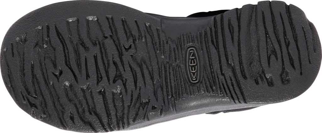 Women's KEEN Whisper Sandal, Black/Magnet, large, image 4