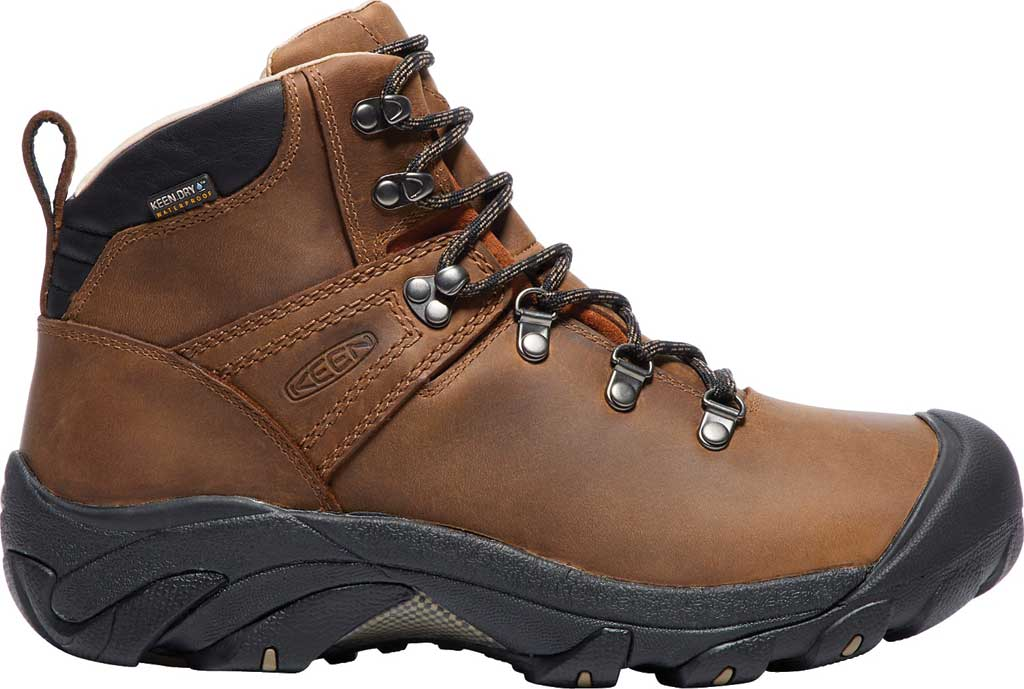 Men's KEEN Pyrenees, Forest Night/Black, large, image 2