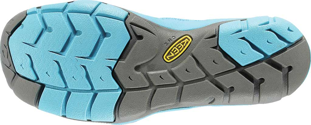 Women's KEEN Clearwater CNX, Gargoyle/Norse Blue, large, image 6