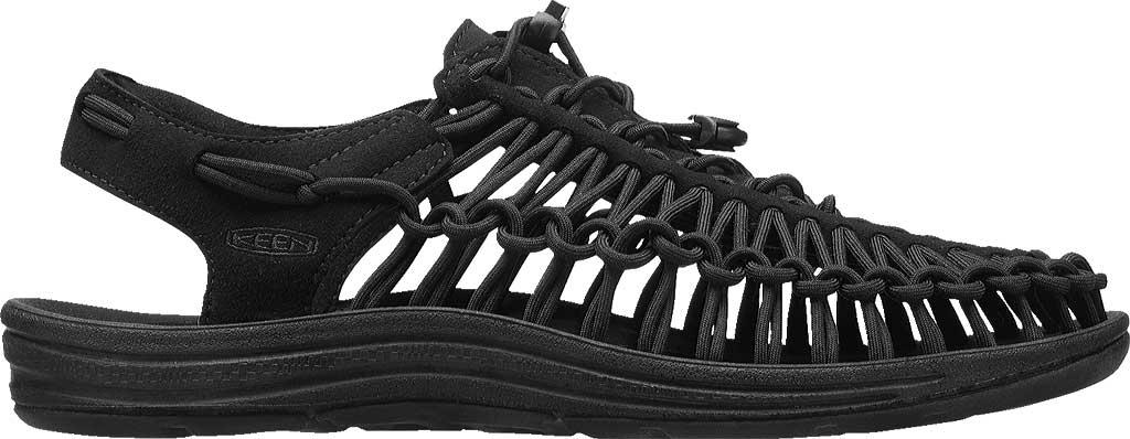 Men's KEEN Uneek Active Sandal, Timberwolf/Plaza Taupe, large, image 2