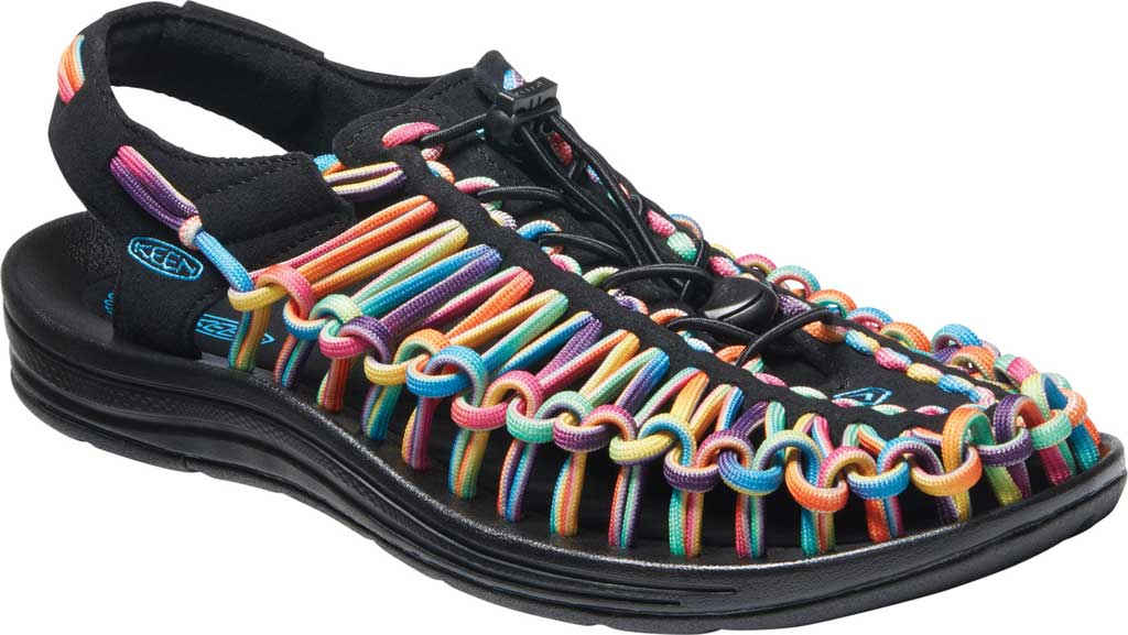 Men's Keen UNEEK Sandal, Original Tie Dye, large, image 1