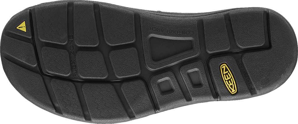 Women's KEEN Uneek Active Sandal, Black/Black, large, image 6