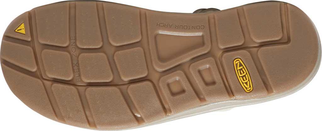 Women's Keen UNEEK Sandal, Whitecap/Cornstalk, large, image 4
