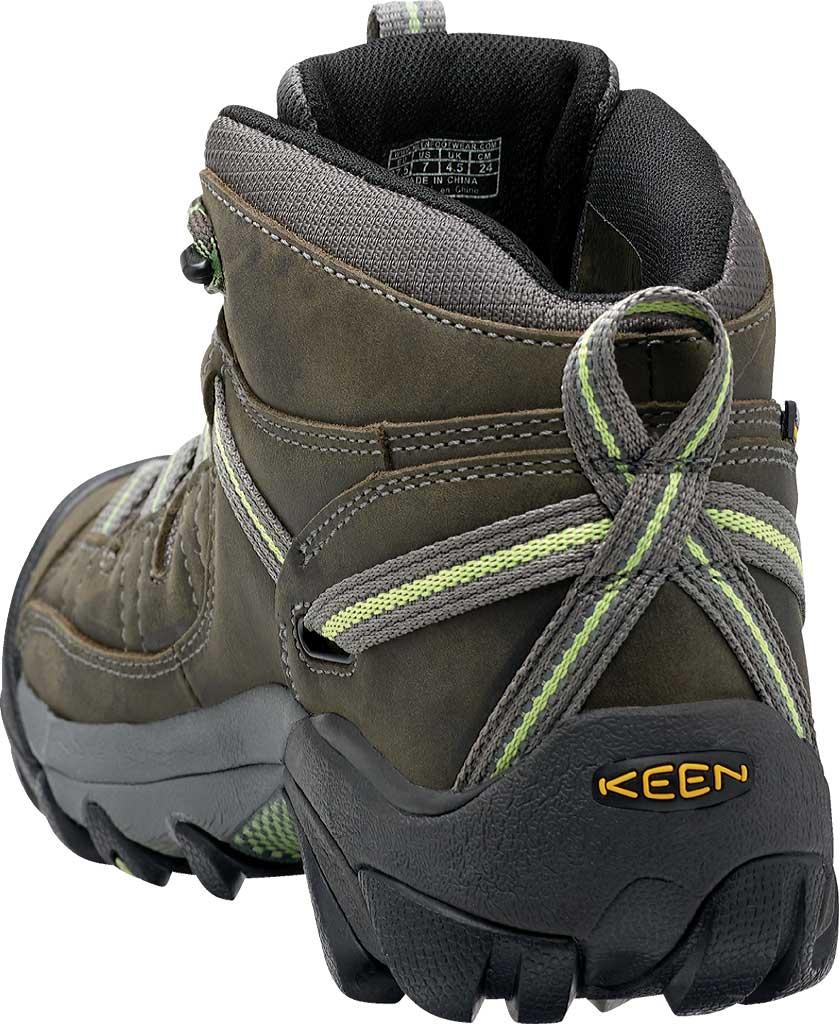 Women's KEEN Targhee II Mid Waterproof Hiking Boot, Raven/Opaline, large, image 4